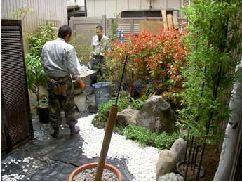 庭づくりイメージ